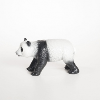 Panda - Green Rubber Toys
