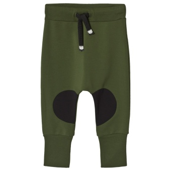 Baggy Pant Patch - Green - Papu