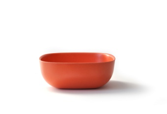 Large Bowl Gusto - persimmon - Biobu by ekobo