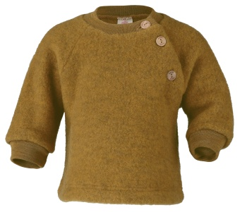 Ullfleece Raglan Sweater - Engel