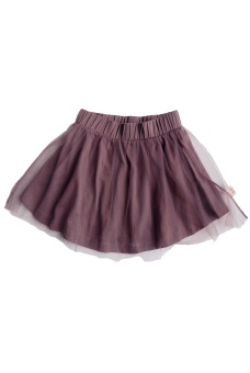 Sally Skirt - Dark Plum - By Heritage
