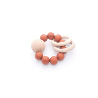 Saturn Teether - Spice - Dove and Dovelet