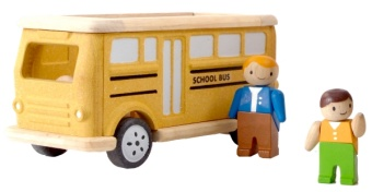 School Bus - Plantoys