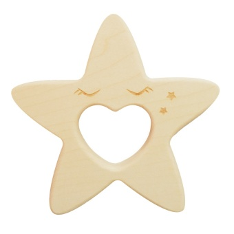 Star - Teether - Loullou