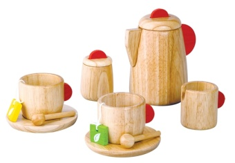 Tea set - Plantoys