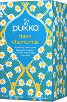 Three Chamomile - Pukka