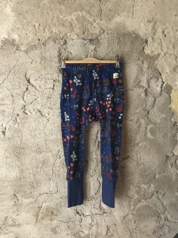Flower Meadow Night - Sweatpants - Tiny Rym