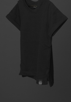 T-shirt - Black - We love Cashmere