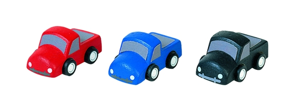 Mini Trucks - Plantoys