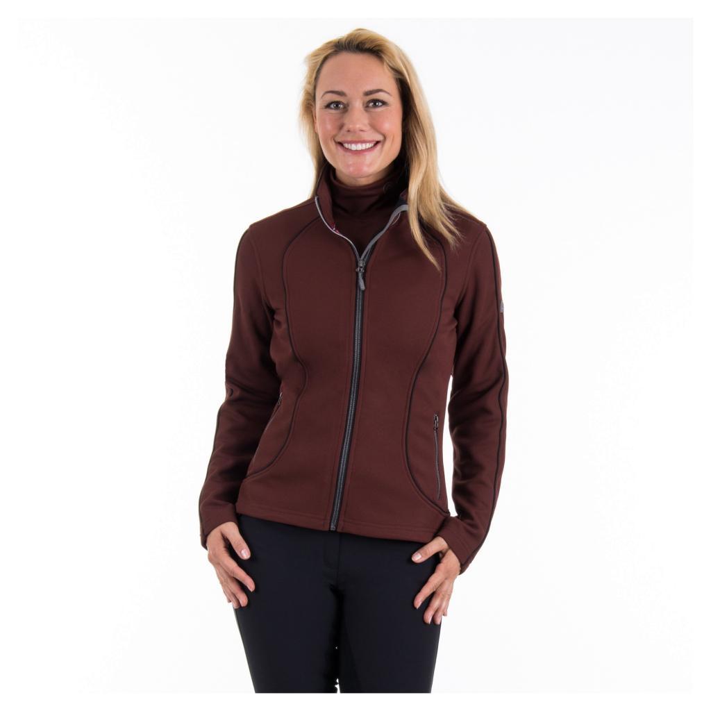 Anky Jacket Contrast Shield