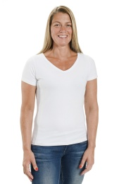 Back on Track V-neck T-shirt