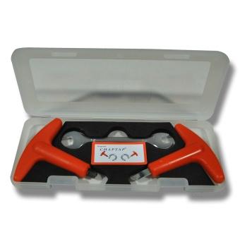 Hansbo Chaptap box kit för broddning 5/16