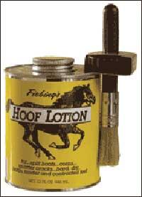 Hoof lotion