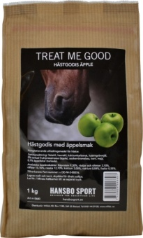 "Hästgodis ""Treat me good"""