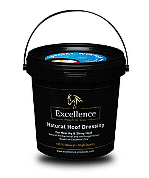 Hoof grease Excellence natural 1 liter