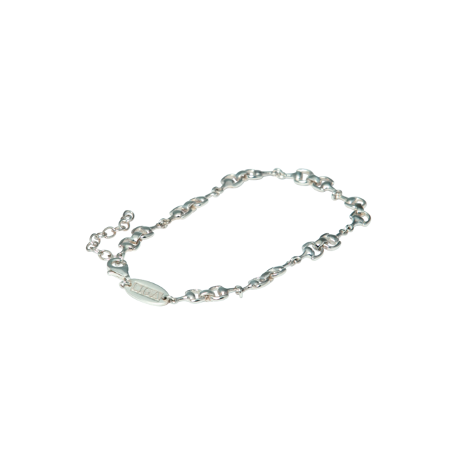LIGA DESIGN MINI BIT CHAIN BRACELET
