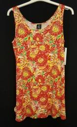 Cotonel - blommigt linne