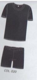 Herr pyjamas med shorts