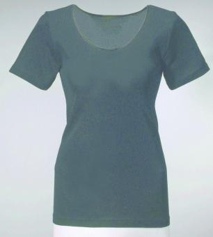 Damella ull/silke t-shirt