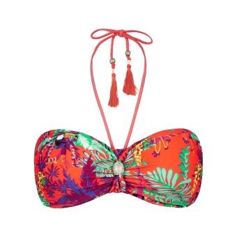 Beachlife jungle fever bikinibh med bygel