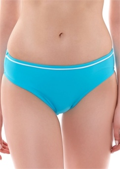 Freya - Deco Swim Aquamarine Bikini Brief