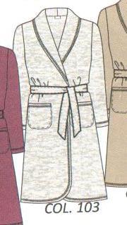 Damella Velourrock kort modell