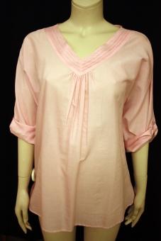 Cotonel blus - rosa