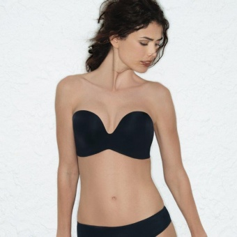 Lovable Strapless Balconette Bra