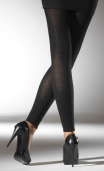 Vogue Wool & Cotton leggings