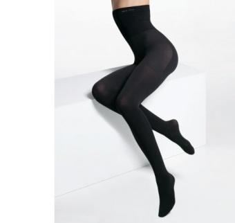 Calvin Klein - Ultra fit shaping strumpbyxa 80den - Hög midja