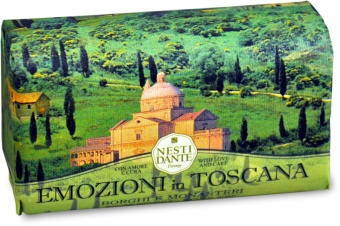 Nesti Dante - Toscana tvål - Villages and Monasteries