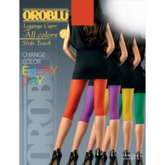Oroblu - All colors capri leggings