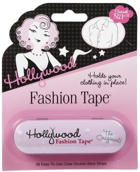 Hollywood fashion secrets - No 1 Fashion tape