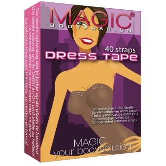 MAGIC Bodyfashion - Shirt-closure straps with tape