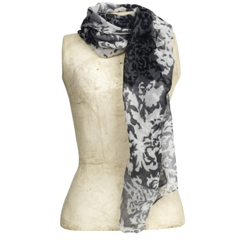 The Moshi Scarf Nell grey