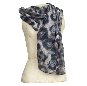 The Moshi Scarf Simoom beige mix