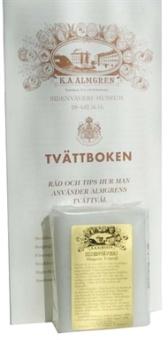 K.A. Almgren sidenväveri - Sidentvål
