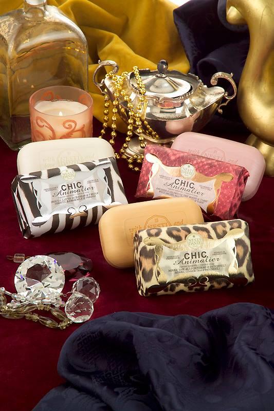 Nesti Dante Chic Animalier soap