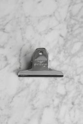 Penco Clip Silver Litet