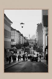 Print Götgatan 29,7x42 cm