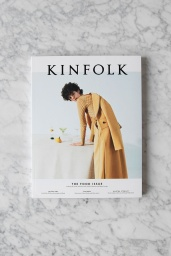Kinfolk Magasin 25 - The Food Issue