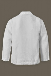 Pyjamasskjorta White Washed Linen
