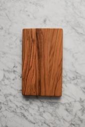 Skärbräda Olivträ 22 x 13 cm