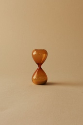 Timglas Amber 3 min