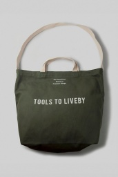 Tote Bag Moss - Tools to Liveby