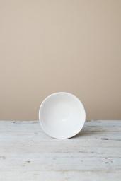 Frukostskål Vit Ø 15 cm