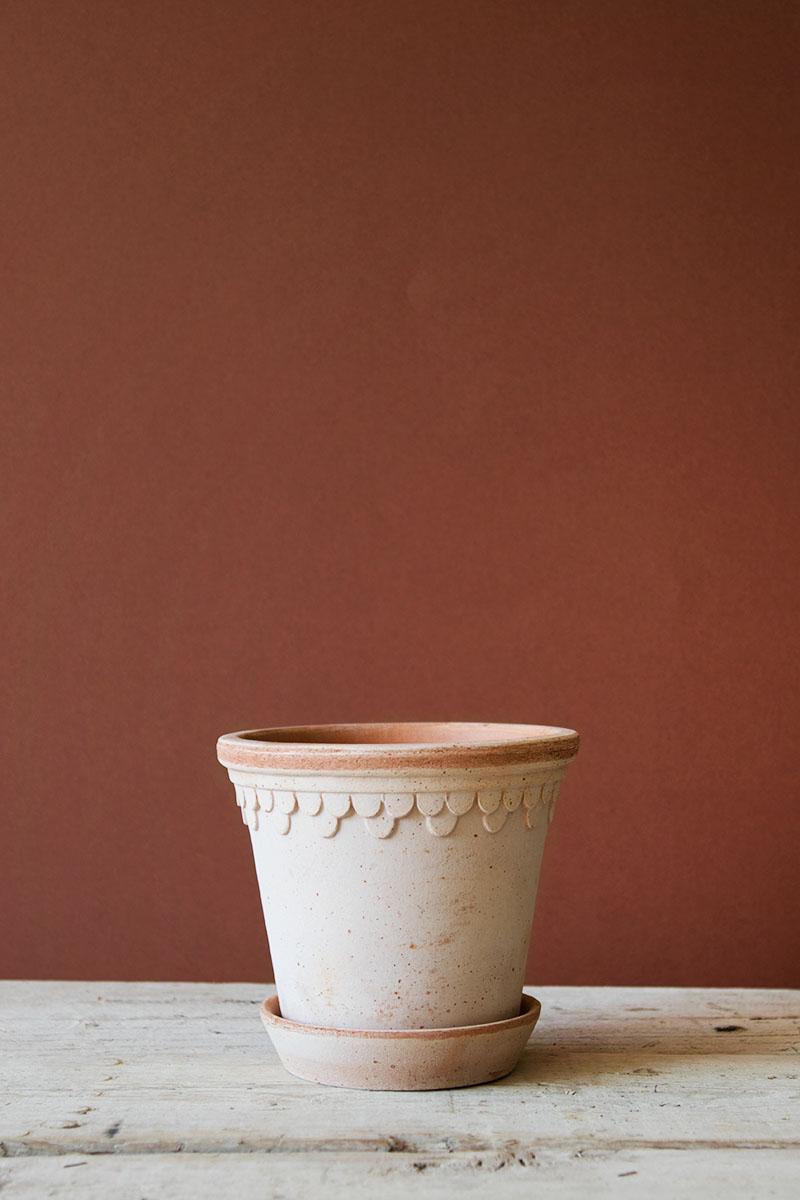 Köpenhamn Kruka Rosa 14 cm