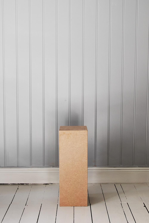 Piedestal Furan 50cm RAW