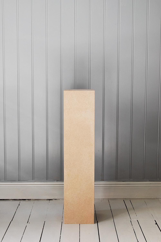 Piedestal Furan 80cm RAW