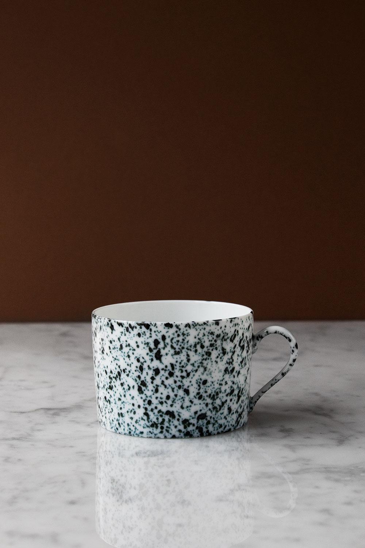 Breakfast Cup Magma Black